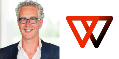 Emiel Kanters portretfoto en logo van Webs