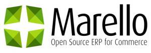 Het logo van Marello