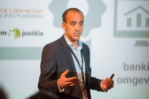 Gijs Vodegel spreekt op OroMeetupNL