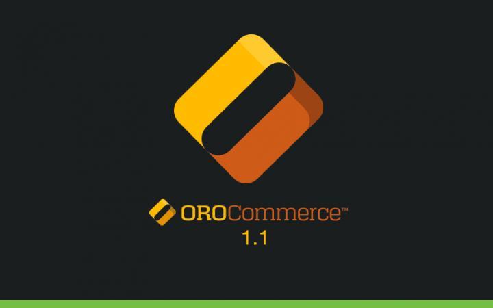 Het logo van OroCommerce 1.1