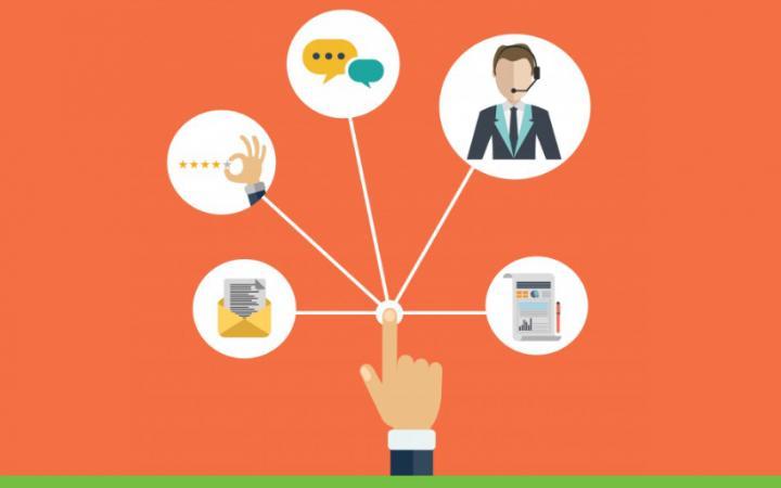 Verschillende aspecten van de customer journey