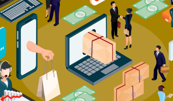 e-commerce trends 2018 banner