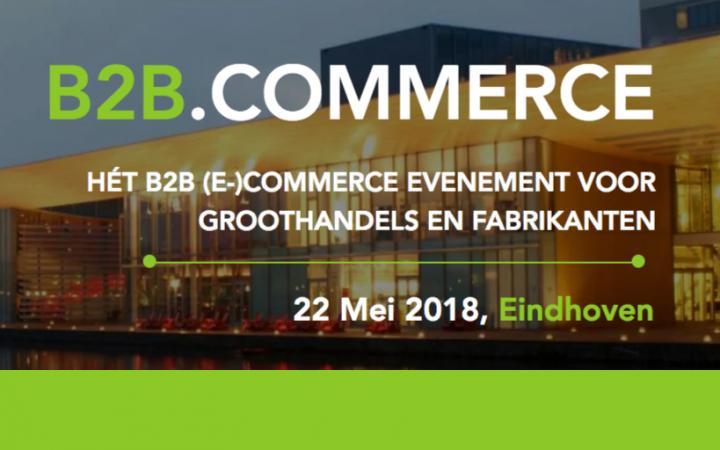 B2B.Commerce e-commerce groothandels logo