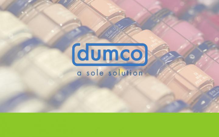 Dumo header eerste B2B OroCommerce webshop