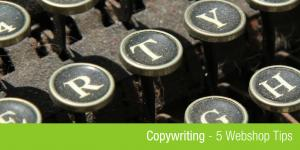 copywriting - 5 tips