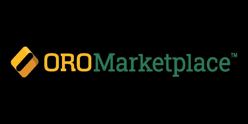 Oro B2B Marktplaats logo
