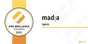 madia spirit award