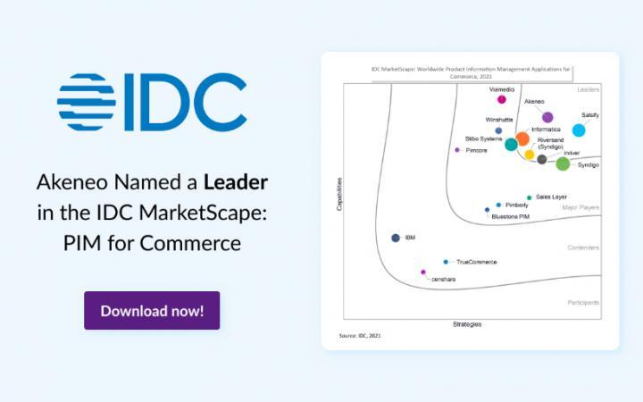 Een afbeelding van de grafiek van IDC